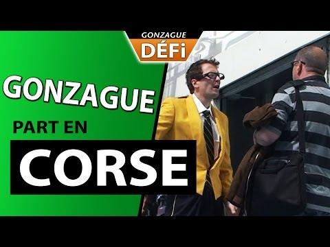 Gonzague part en Corse – YouTube