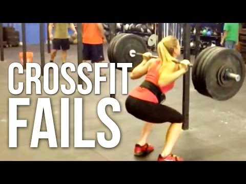 Ultimate Crossfit Fails Compilation || FailArmy – YouTube