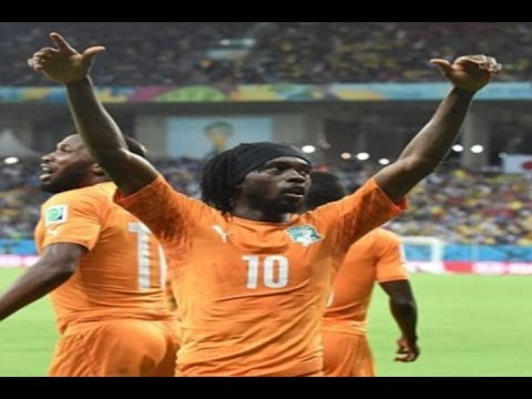 Buts, Côte d'Ivoire vs Japon (2-1) – Coupe du Monde 14.6.2014 – YouTube