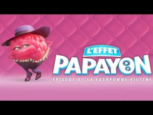 OASIS – L'EFFET PAPAYON – LA FASHPOMME VICTIME S01E03 – YouTube