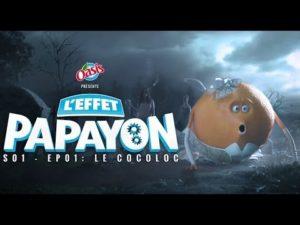 OASIS – L'EFFET PAPAYON – LE COCOLOC S01E01 – YouTube
