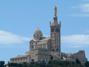 Partir en croisière à Marseille