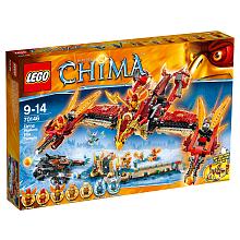 LEGO Chima temple du Phoenix de Feu – Idées cadeaux de Noël :