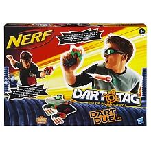 Idées cadeaux de Noël garçon : Nerf Dart Tag kit complet 2 joueurs