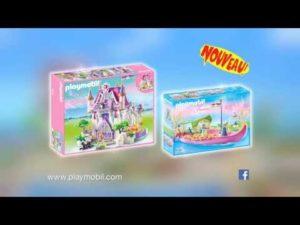 PLAYMOBIL présente le Pavillon de cristal romantique ! (Belgique) – YouTube