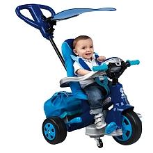 Idées cadeaux de Noël : Tricycle évolutif baby twist garçon
