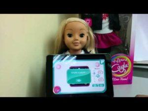 iOS Cayla App vidéo de démonstration – YouTube