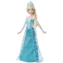 Poupée FROZEN La Reine des Neiges – Elsa d'arendelle scintillante – Mattel – disney princesse