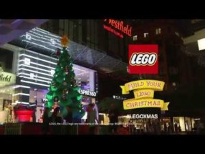 Construction d'un sapin de Noël LEGO® en Time-Lapse – YouTube