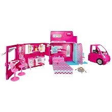 Camping Car Barbie – Mattel – Poupée Barbie