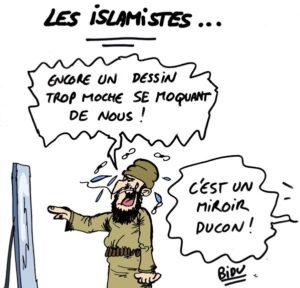 BIDU-Dessinateur sur Twitter : «Dessin: les islamistes… #NousSommesCharlie http://t.co/Vti7xflECn»