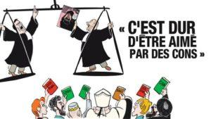 ICI Tou.tv sur Twitter : «Voyez le documentaire «C'est dur d'être aimé par des cons». #jesuischarlie #charliehebdo http://t.co/AQ3Utt7hph http://t.co/MK5fcvIsTl»