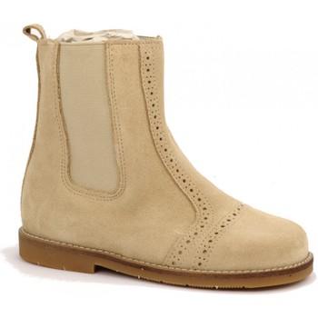 Chaussures Premiers pas Boni Bernie Boots Daim Enfant