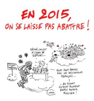 tom sur Twitter : «Dessin de Jacques Lucchino #JeSuisCharlie #CharlieHebdo #NousSommesCharlie http://t.co/dTR1DLAFRE»
