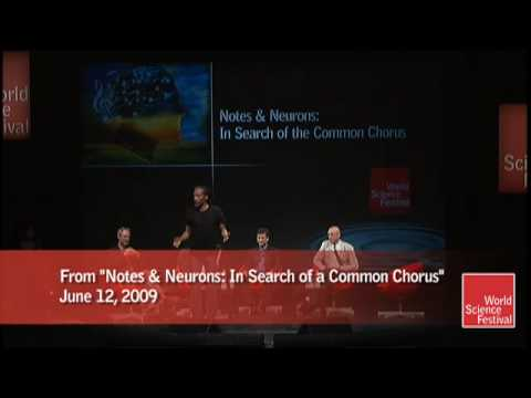 Bobby McFerrin Demontre le pouvoir de la gamme pentatonique – YouTube