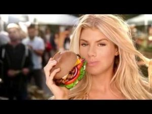 Superbowl Carl's Jr. Charlotte McKinney All-Natural «Too Hot For TV» Commercial (Extended Cut) – YouTube