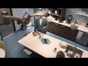 Data Vulture | T-Mobile Commercial superbowl pub – YouTube