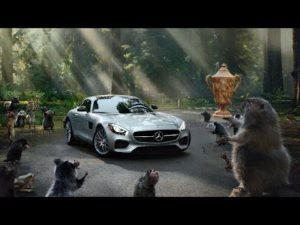 Mercedes-Benz «Fable» Commercial :60 superbowl pub – YouTube