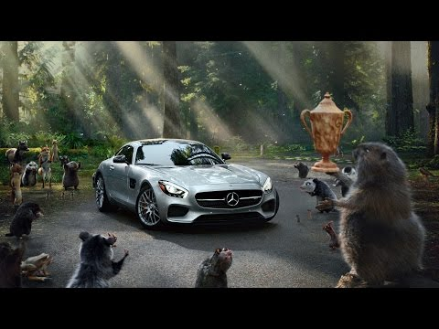 Mercedes-Benz « Fable » Commercial :60 superbowl pub – YouTube