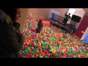 Roman Atwood Crazy Plastic Ball PRANK!! Superbowl pub – #withdad Teaser – YouTube