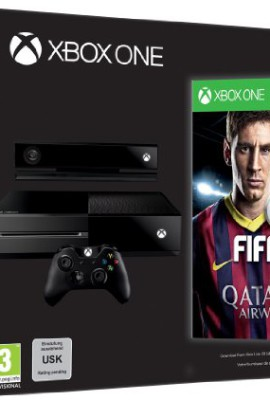 Console Xbox One pas cher + Fifa 15 – Consoles