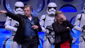 Luke Skywalker, le retour du jedi