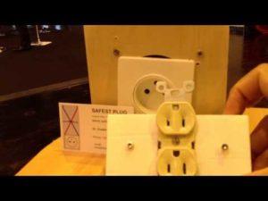 Concours lepine, video en direct de la prise de protection enfant safestplug le 1er Mai. – YouTube