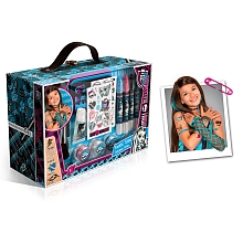 Cpubt tatoos Monster High Un super vanity de tatoos! Très tendance