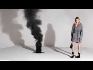rag & bone FW15 Campaign feat. Gabriella Wilde détruisent une Porsche 911- YouTube