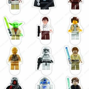 12--Dcorations-Cakeshop-comestibles-PR-DCOUPES-Lego-Star-Wars-0