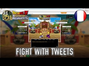 Dragon Ball Z : Extreme Butoden – 3DS – Fight with Tweets! (French) – YouTube