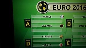 Euro2016: France contre l'albanie