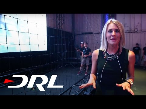 DRL: Las Vegas Event – AWS Replay Party 2015 | Drone Racing League – YouTube