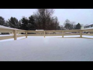 8h de tombée de neige résumé en 30 secondes #Snowzilla – YouTube