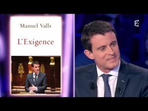 Manuel Valls – On n'est pas couché 16 janvier 2016 #ONPC – YouTube