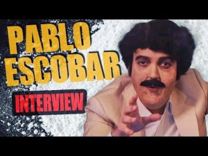 PABLO ESCOBAR – L'interview de Jhon Rachid – YouTube