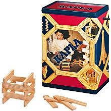 toys' r us Baril Kapla 200 pièces bois