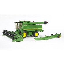 toys' r us Bruder - Moissonneuse batteuse John Deere