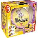 Dobble est un jeu d'observation et de rapidité dans lequel tous les joueurs jouent en même temps.55 cartes comportant chacune 8 symboles