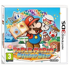 toys' r us Jeu Nintendo 3DS - Paper Mario : Sticker Star