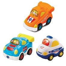 toys' r us VTech - Tut Tut Bolides - Cpubt de 3 véhicules parlant