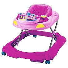 toys' r us Babies R Us - Trotteur d'activités 2 en 1 rose