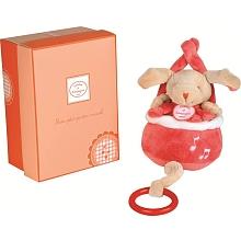 toys' r us Boîte à musique - Les Cueillettes - Orange - 20 cm
