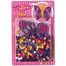 """Maxi blister grand modèle """"papillon Activités manuelles et loisirs créatifs / Mosaïque / Perles Hama"""