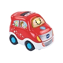 TUT TUT BOLIDES  Ma Tut Tut à personnaliser  1 - 5 ansUne adorable petite voiture parlante