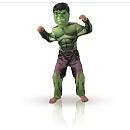 Déguisement classique aux couleurs du célèbre Hulk d'Avengers.Contenu du pack- 1 combinaison imprimée- 1 masqueLe cadeau idéal pour tous les enfants qui rêvent de se mettre dans la peau de leur héros préféré et de revivre les scènes mythiques. Boutique Fêtes et Anniversaires / Déguisements garçons