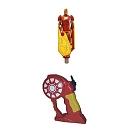 Installe ta figurine Iron Man sur le lanceur