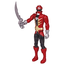 toys' r us Figurine 30 cm Power Rangers Super Megaforce - rouge