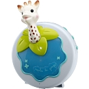 Une veilleuse multifonction à l'effigie de Sophie la girafe pour accompagner bébé au moment difficile du dodo !Caractéristiques techniques :- La veilleuse Sophie la girafe évolue avec bébé et permet différentes utilisations pour s'adapter au mieux à ses besoins.- Fonctions lumière & musique simultanément