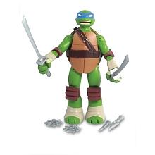toys' r us Figurine articulée 12 cm Tortues Ninja - Leonardo